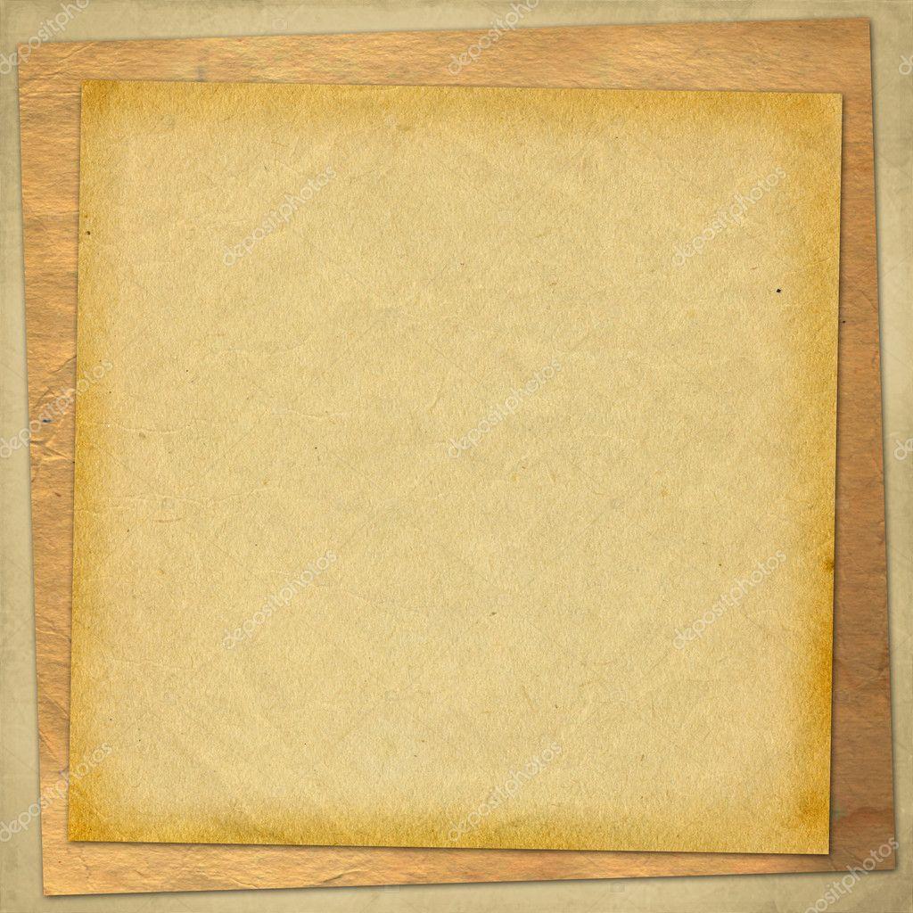 Scrapbook paper design - Grunge Old Paper Design In Scrapbooking Style Stock Photo 4878522