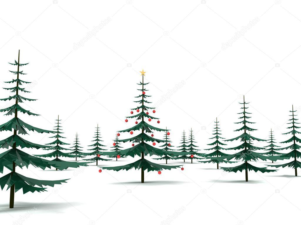 moderne metall weihnachtsbaum stockfoto lenin999 4913950. Black Bedroom Furniture Sets. Home Design Ideas
