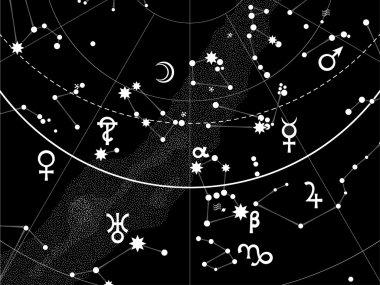 Astronomical Celestial Atlas