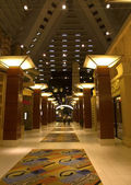 Photo Lobby in luxury hotel.