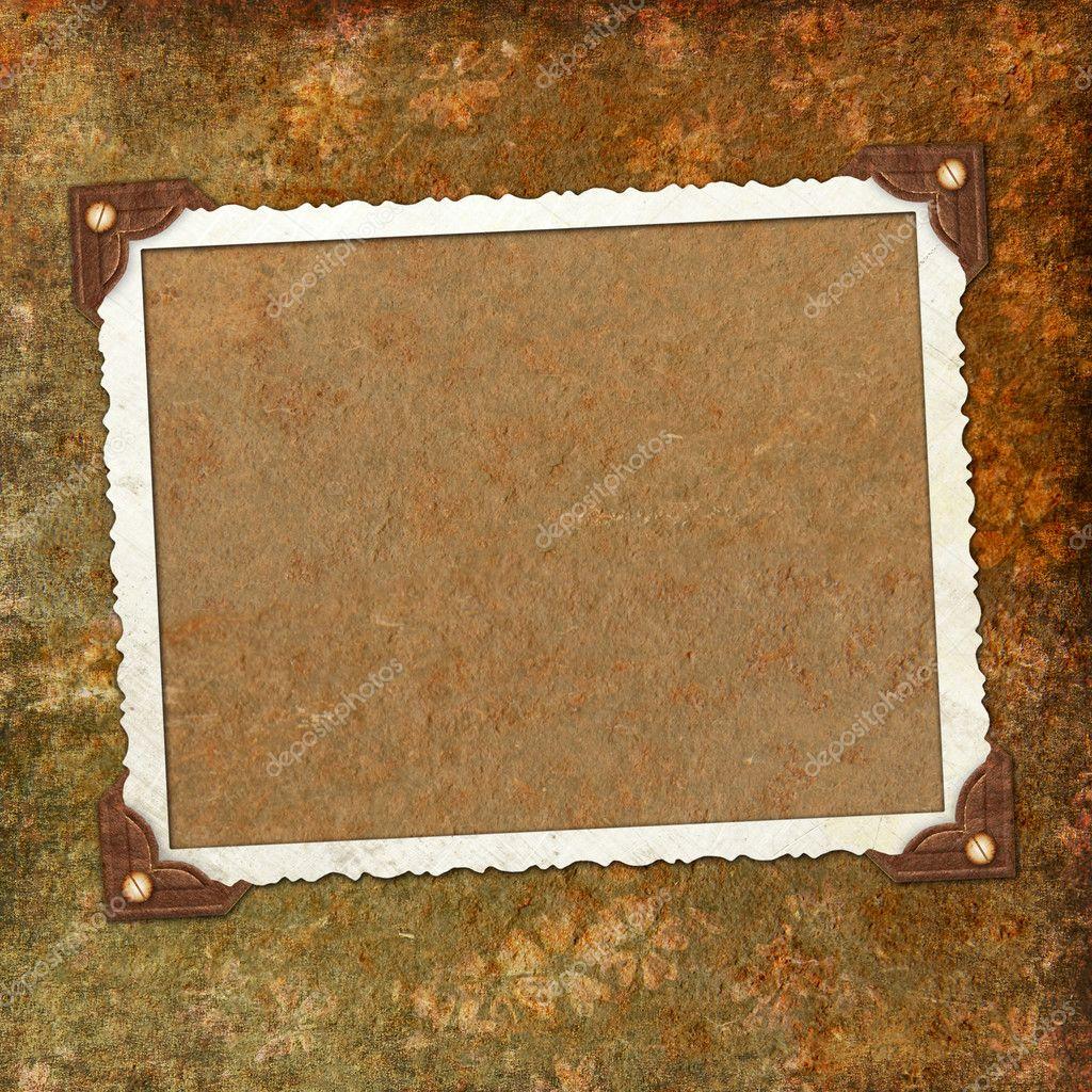 Framework for photo or invitation
