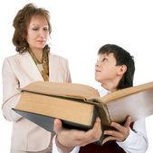 Učitel a žák
