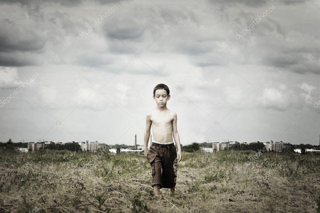 szomor250 gyerek � stock fot243 169 vkraskouski 4079539