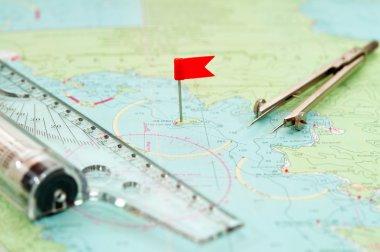 Navigation supplies