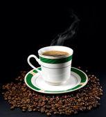 horká káva