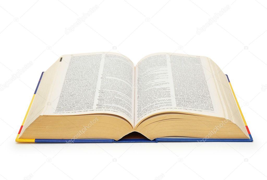Großes Wörterbuch