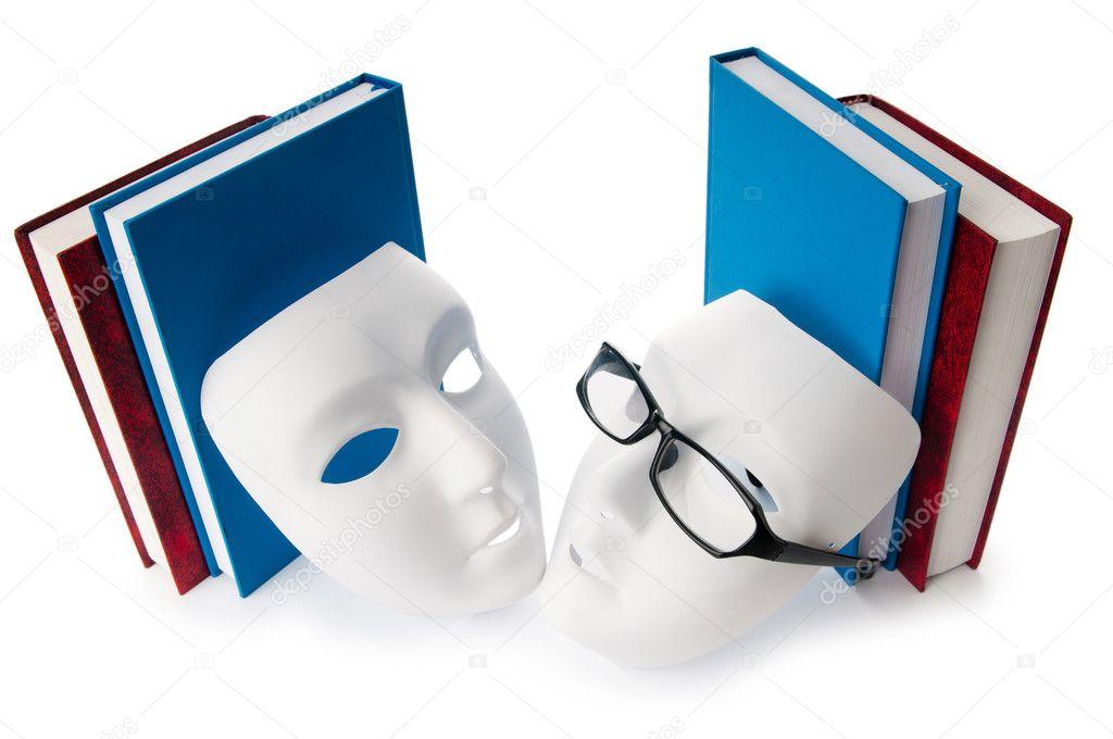 Театр и книга картинки пнг