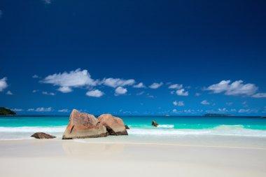 Anse Lazio beach in Seychelles