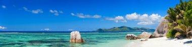 Anse Source d Argent beach