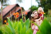Fotografie Mutter und Tochter
