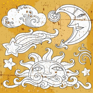 Celestial symbols