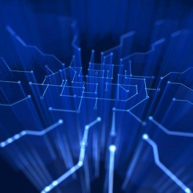 Digital microcircuit