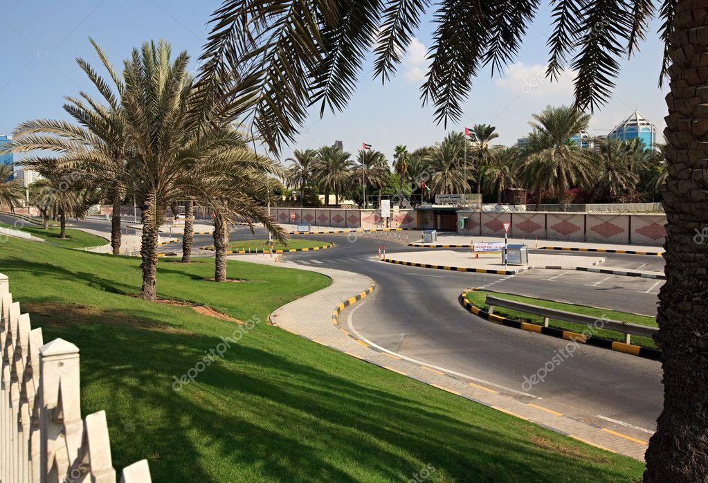 Al Jazeera Park in Sharjah.