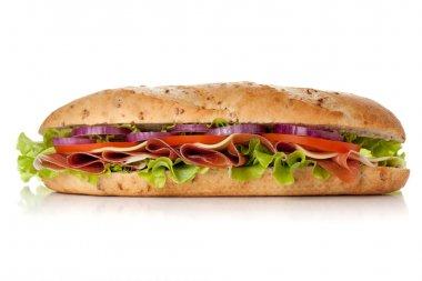 Long sandwich