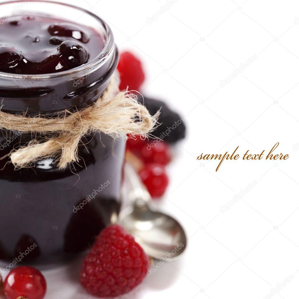 Fresh jam
