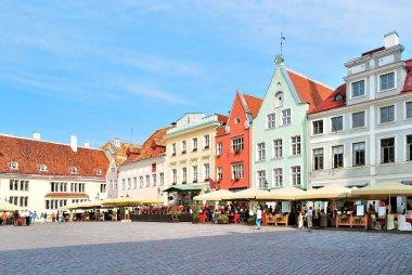 Tallinn, Town Hall Square