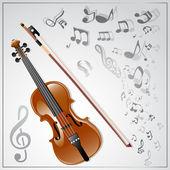Fényképek Hegedű. Zenei háttér