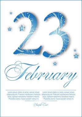 Congratulations to 23 february