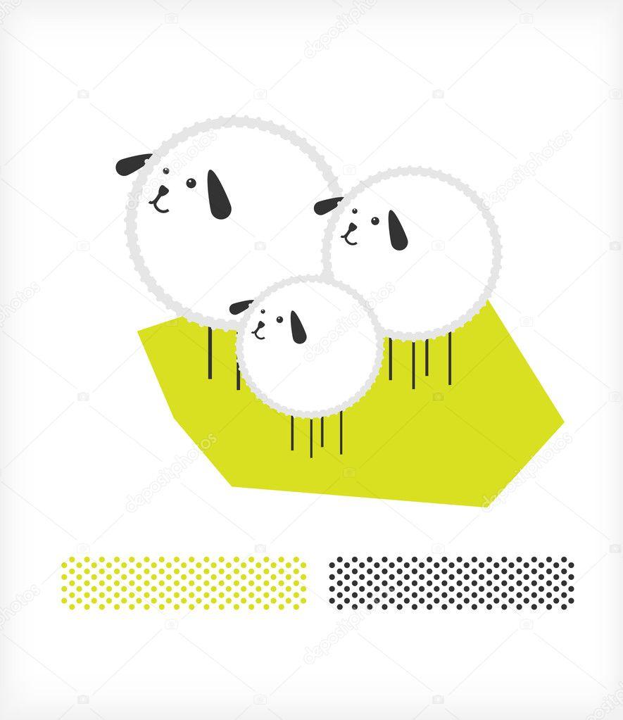 Pets. Sheep A