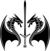 Létající draci a meč