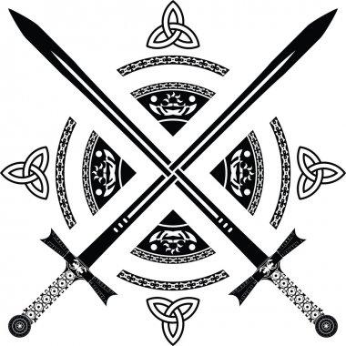 Fantasy swords. fourth variant