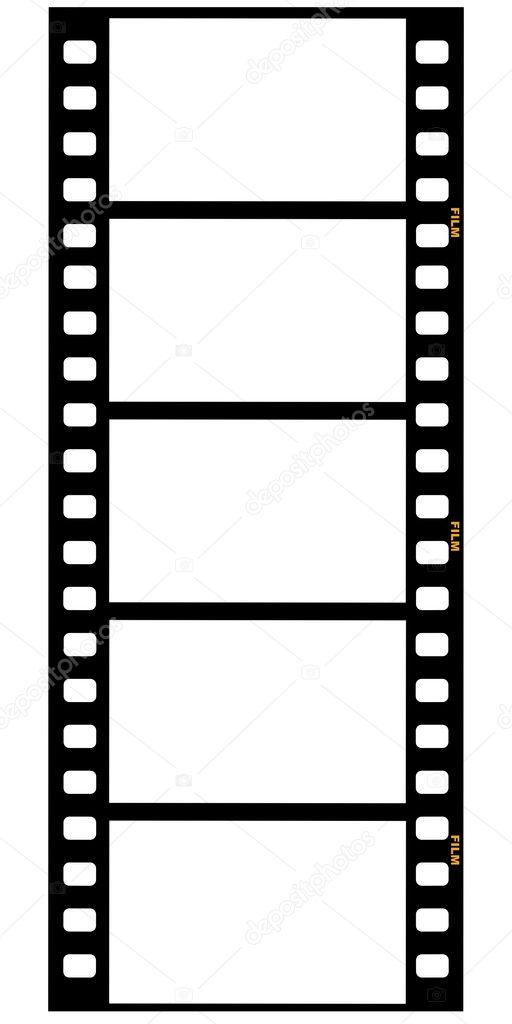 Film Strip: Stock Vector © Perysty #4316485