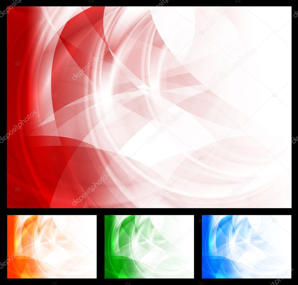 Abstract bright backgrounds