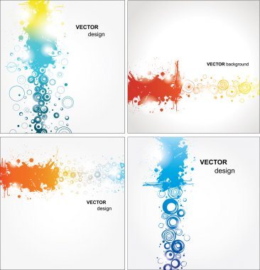 Set abstract Illustration