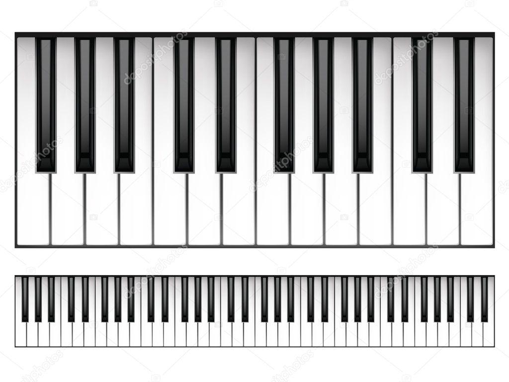 Клавиатуры пианино своими руками 187