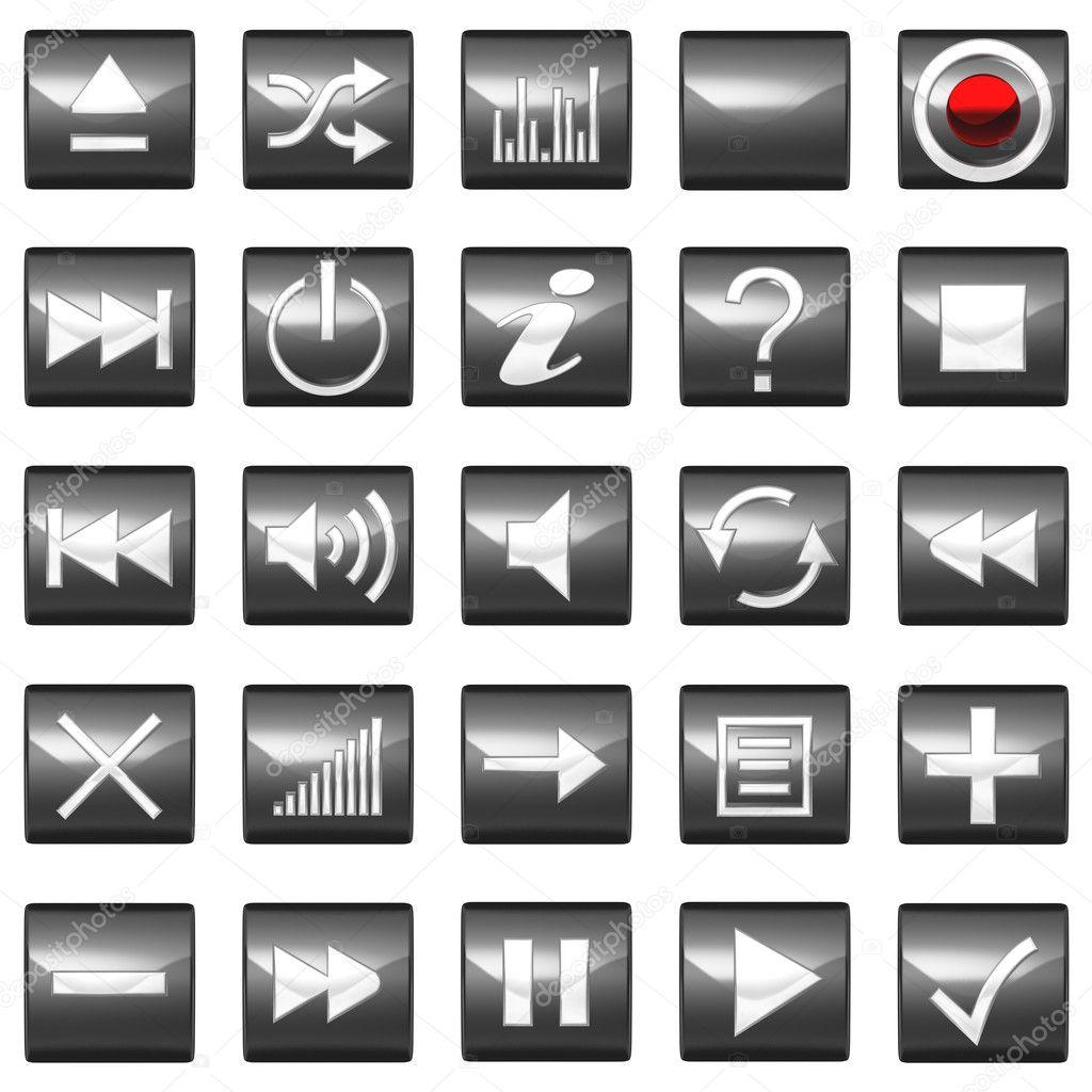Картинки на кнопки в темах