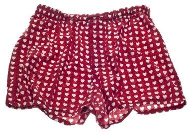Sexy Men Heart Boxer Shorts