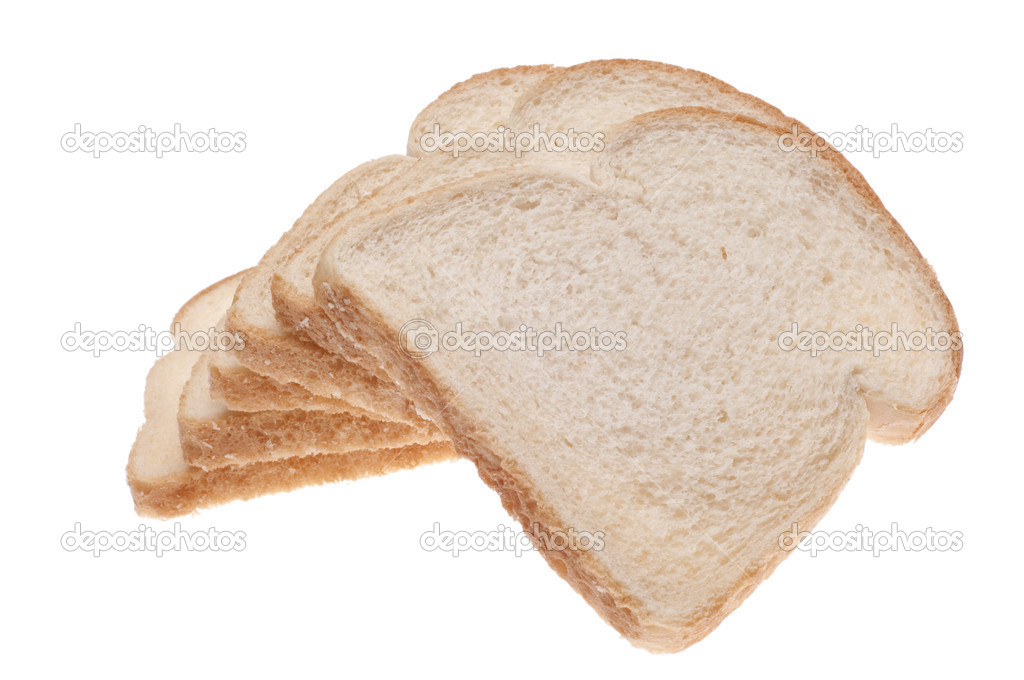 Stack Of White Bread Stock Photo C Brookefuller 4731955