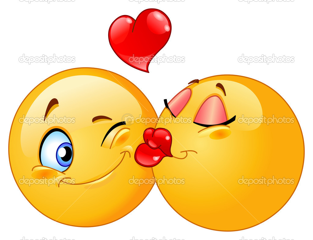 kiss emoticon pics, stock photos all sites