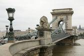 Chain bridge budapest, Magyarország