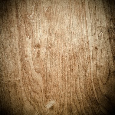 Texture of green planks