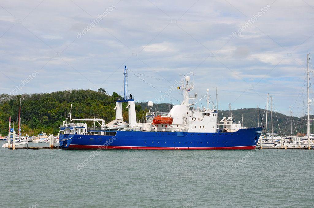 Expeditionary Vessel. Thailand, Phuket