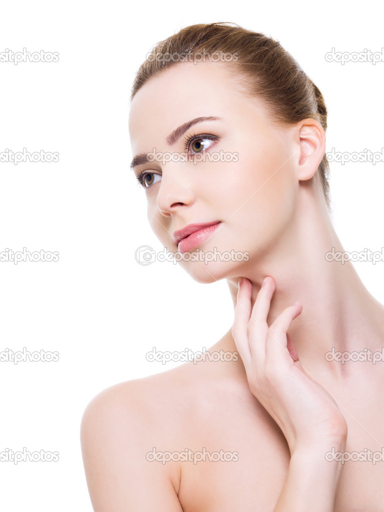neck decollete skin care