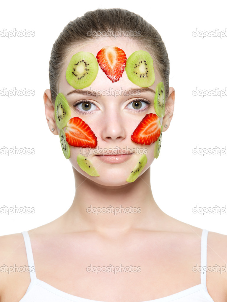 Çilek Maskesi