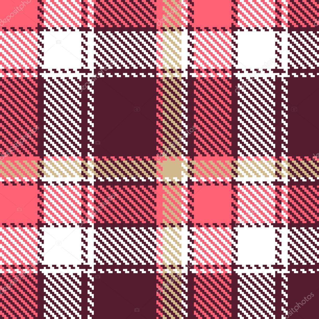 Checkered Design Seamless Checkered Pattern Stock Vector Ac Prezent 4017141