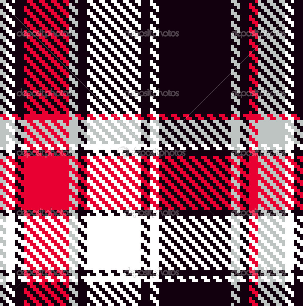 Checkered Design Seamless Checkered Pattern Stock Vector Ac Prezent 4561593