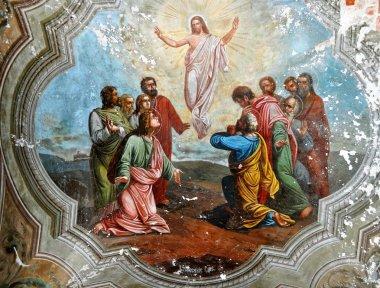 """Картина, постер, плакат, фотообои """"воскресение христово фотообои природа море"""", артикул 5182562"""