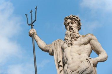 Statue Neptun