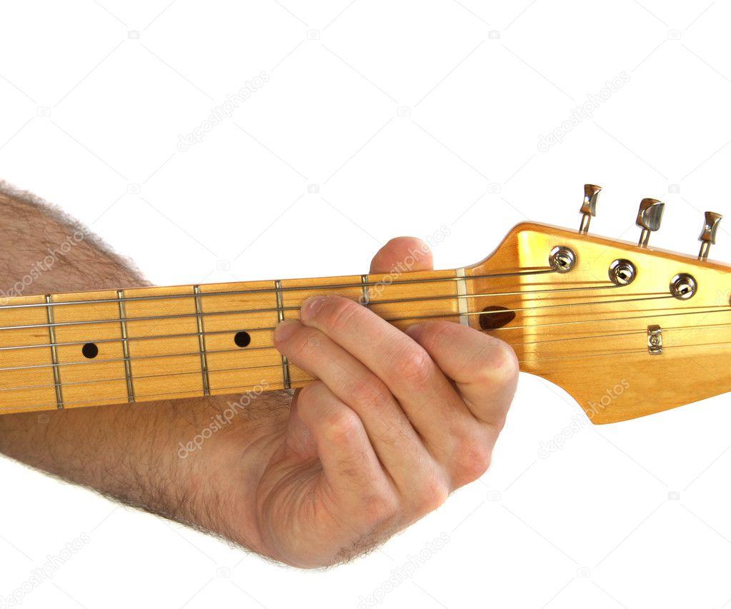 Guitar E Chord Stock Photo Deepspacedave 5346952
