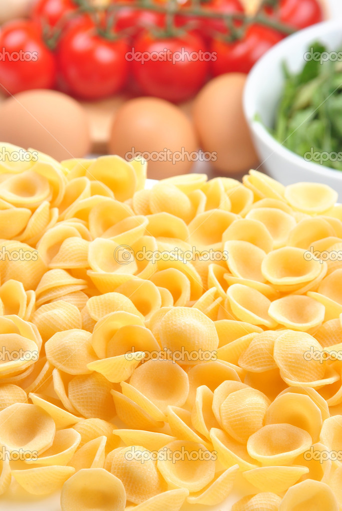 Home Made Noodle In An Italian Kitchen Stock Photo C Szakaly 4435960
