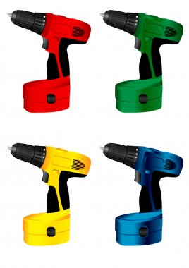 Electric tool drill