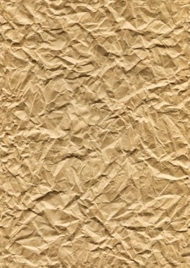 Seamless texture crumpled paper