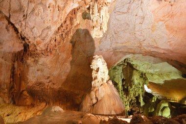 Emine-bair-hosar (Mammoth's) cave