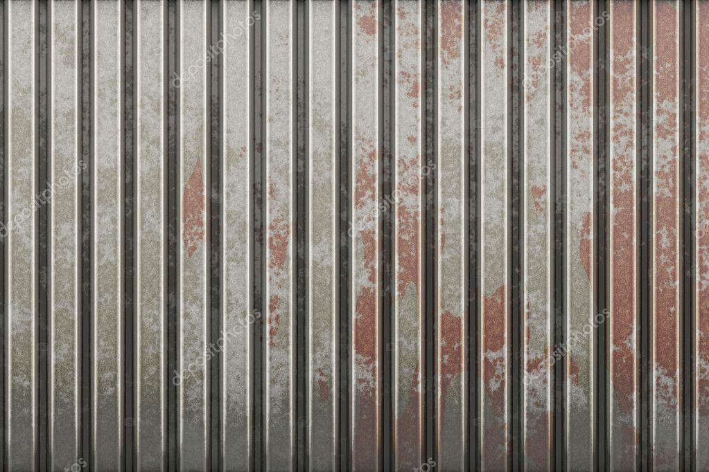 metal fence panel u2014 stock photo old corrugated sheet u2014 photo by 3dvlaa