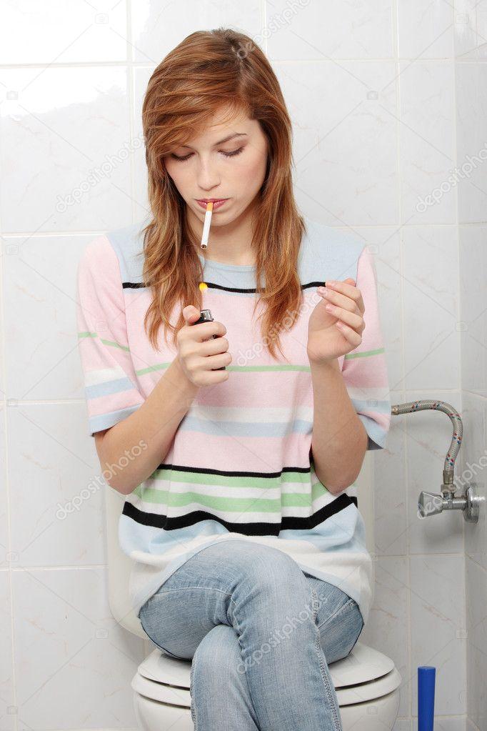 Rauchen Teen Bilder