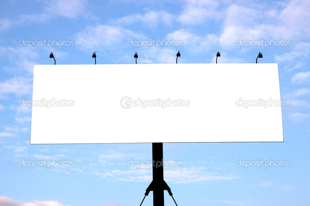 Billboard background
